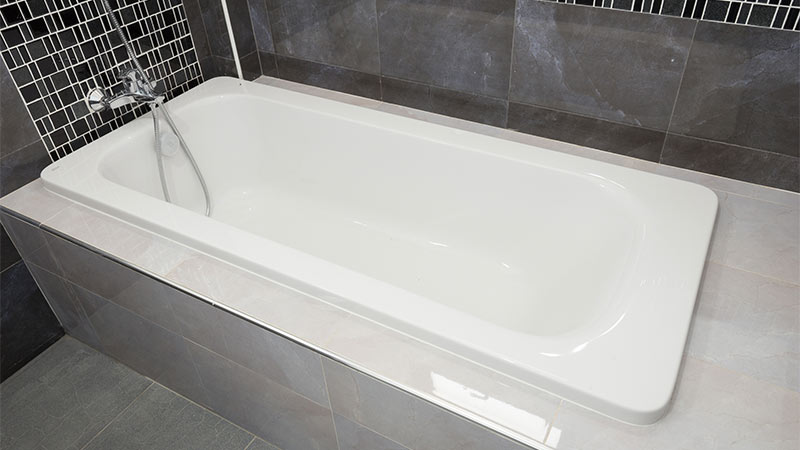 Como tener una bañera limpia
