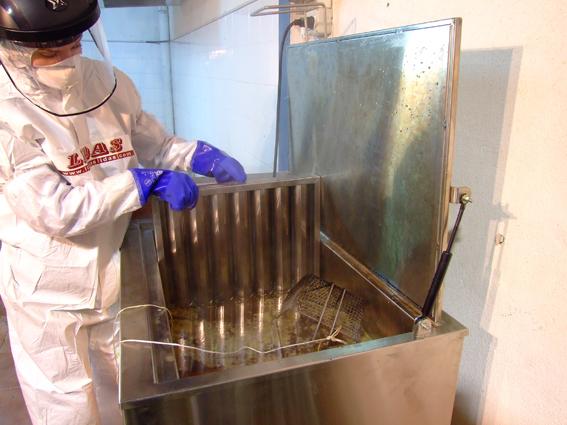 servicios Lidas cocina industrial