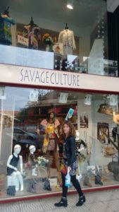 Limpieza cristales Savage Culture