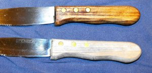 knife handle finishing