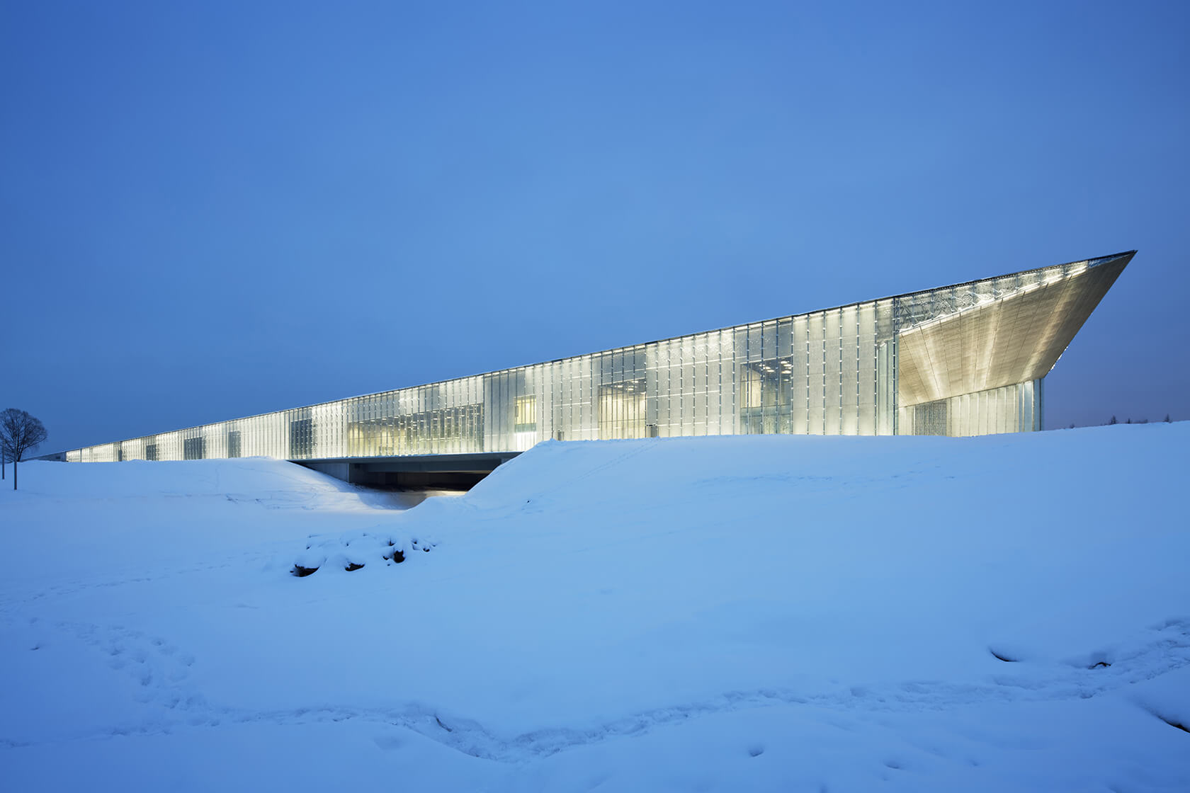 Estonian National Museum Lina Ghotmeh — Architecture EE01_07