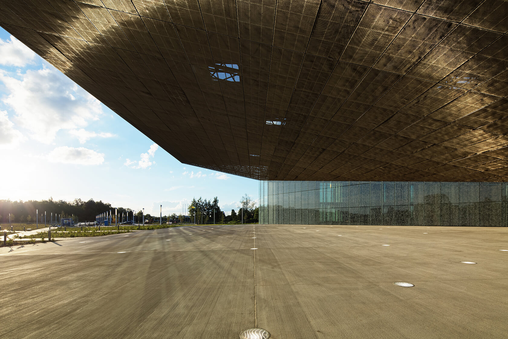 Estonian National Museum Lina Ghotmeh — Architecture EE01_11
