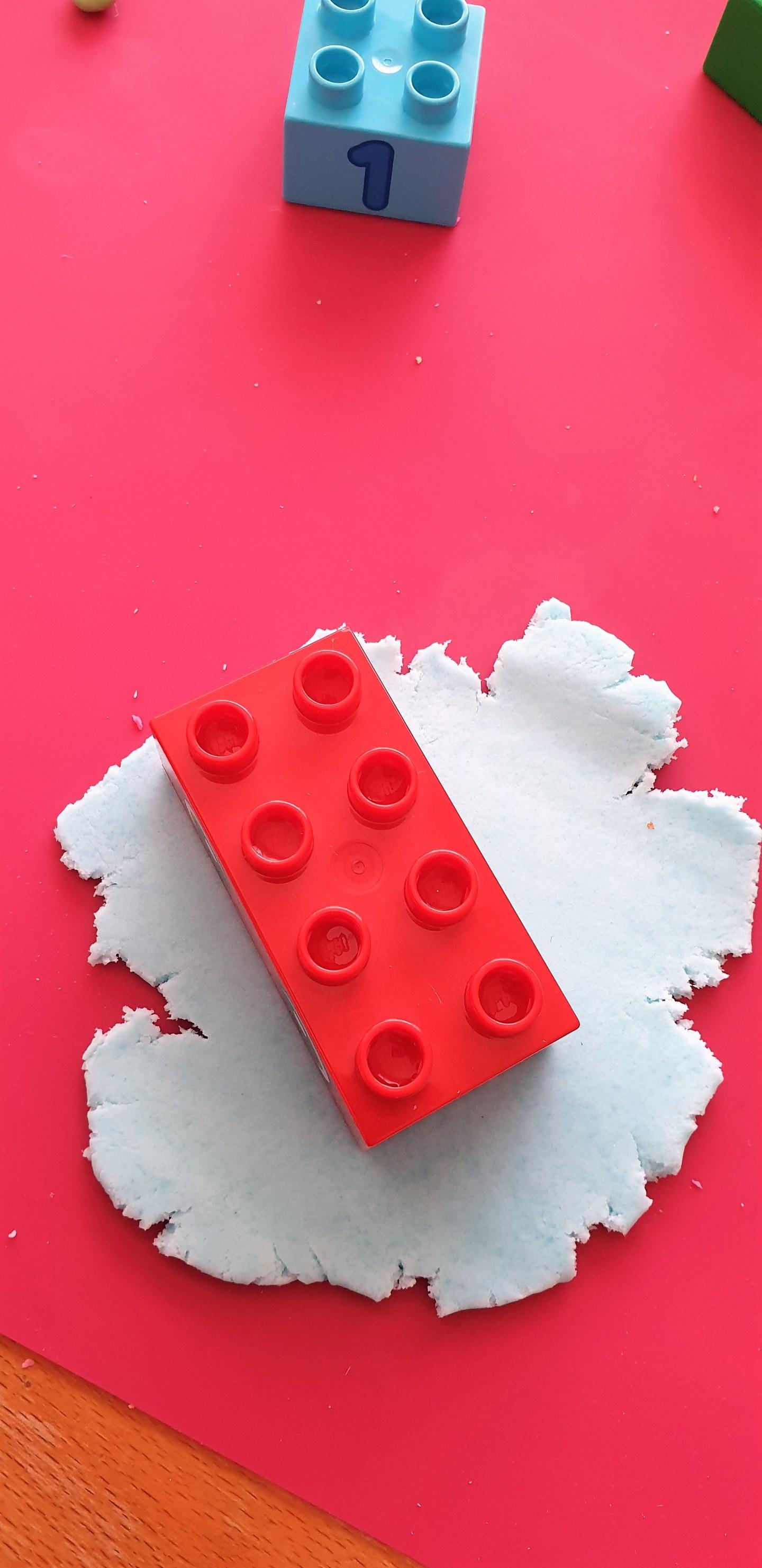 Préparation LEGO