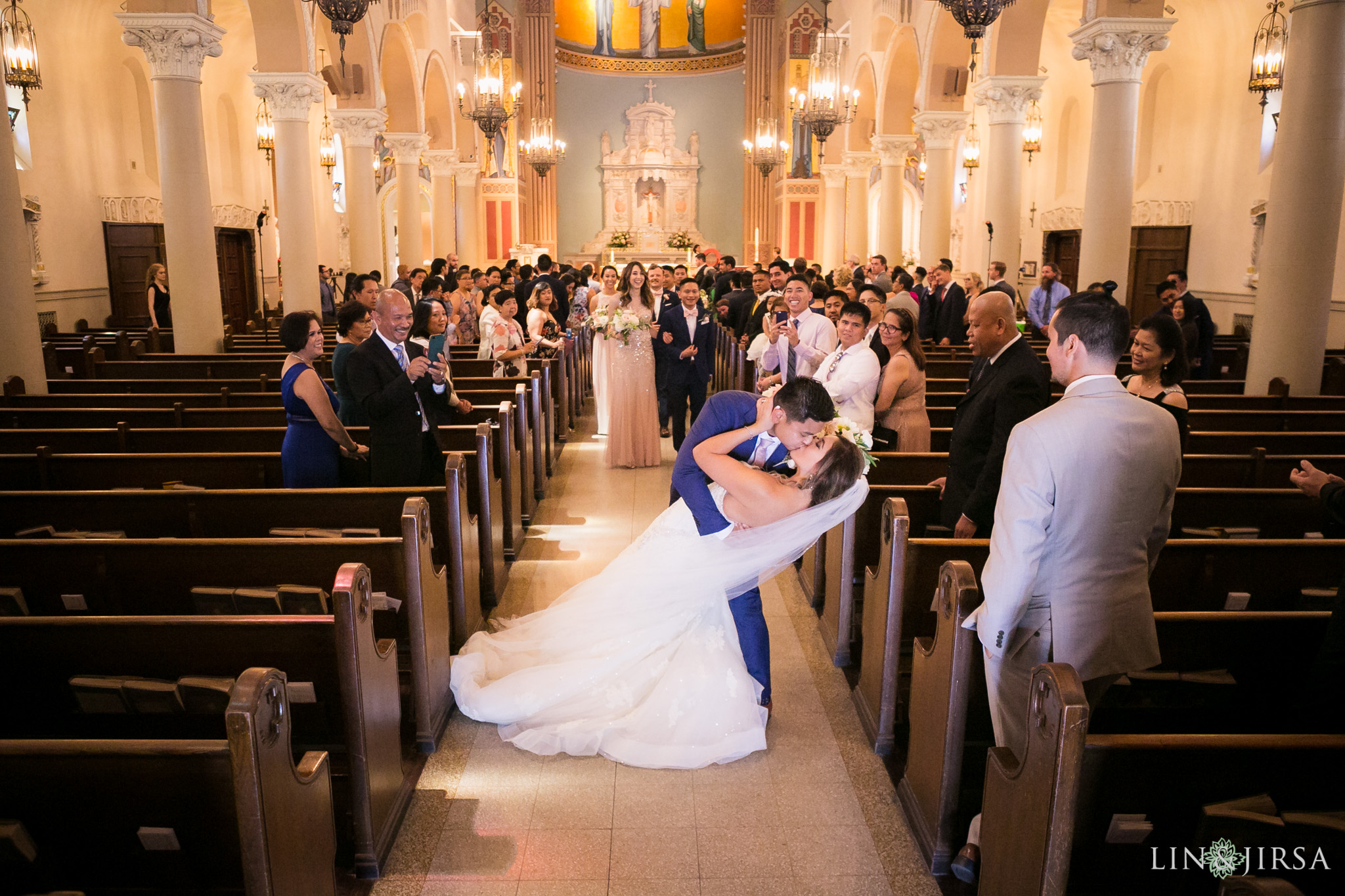 Taglyan Cultural Complex Wedding Chrystl Amp Jesus