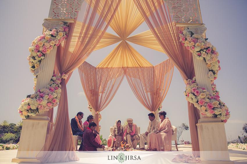 Ritz Carlton Laguna Niguel Indian Ceremony Rohit Amp Anushka