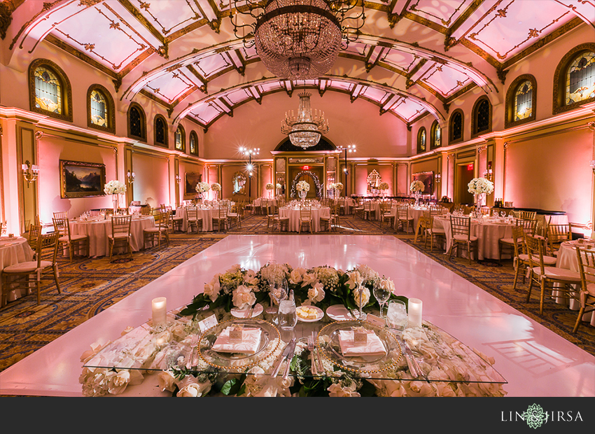 The Langham Huntington Pasadena Wedding