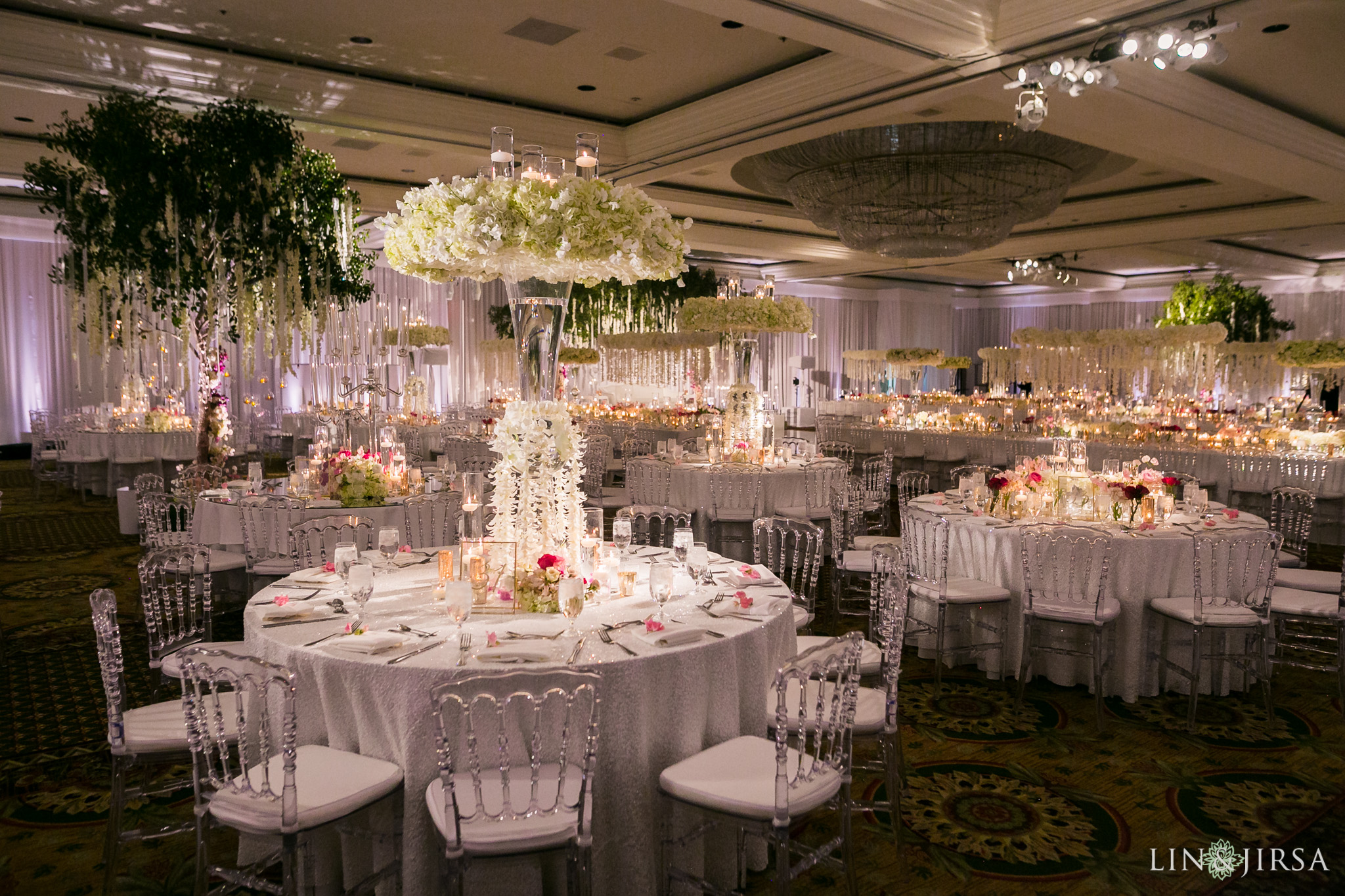 Duke Hotel Newport Beach Indian Wedding Reception Diviya