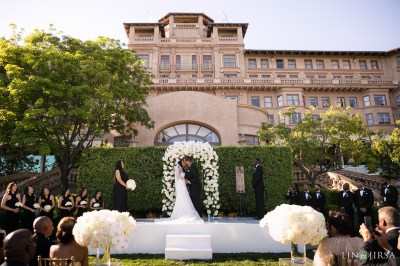 The Langham Huntington Pasadena Wedding | Nina & Darren