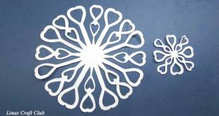 Christmas Snowflake Decoration [Room Decoration]