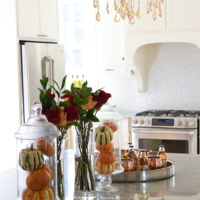 Fall Touches In the Kitchen!