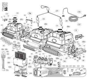 DuraMAX Trio Parts Diagram and Parts List 2013 & Before