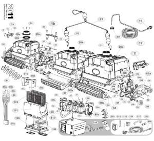 DuraMAX Trio Parts Diagram and Parts List 2013 & Before