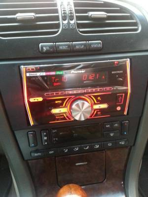 2001 Lincoln LS wiring diagram alpine radio 6 disc in