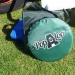 Popaloo neatly packed away