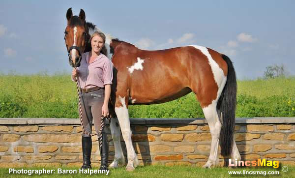 Equestrian People Holly Chatterton Lincolnshire