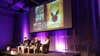 Familjen som översatt böckerna om Harry Potter
