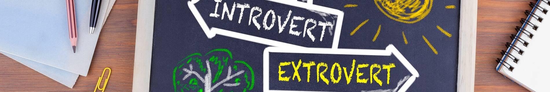 Je bekijkt nu Is het beter om introvert of extravert te zijn?