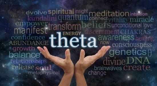wat is thetahealing dna basis