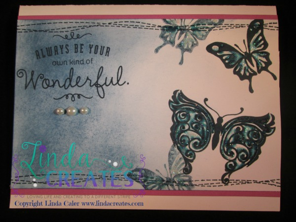 Wonderful Card 2 FMS191 Linda Creates ~ Linda