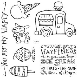 Ice Cream Dream S1506 June SOM - CTMH Linda Creates ~ Linda Caler www.lindacreates.com