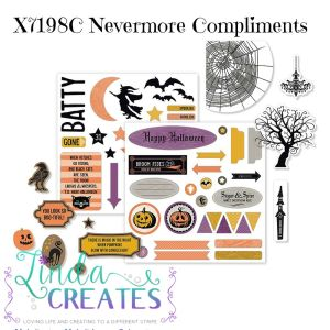 X7198C Nevermore Compliments wm
