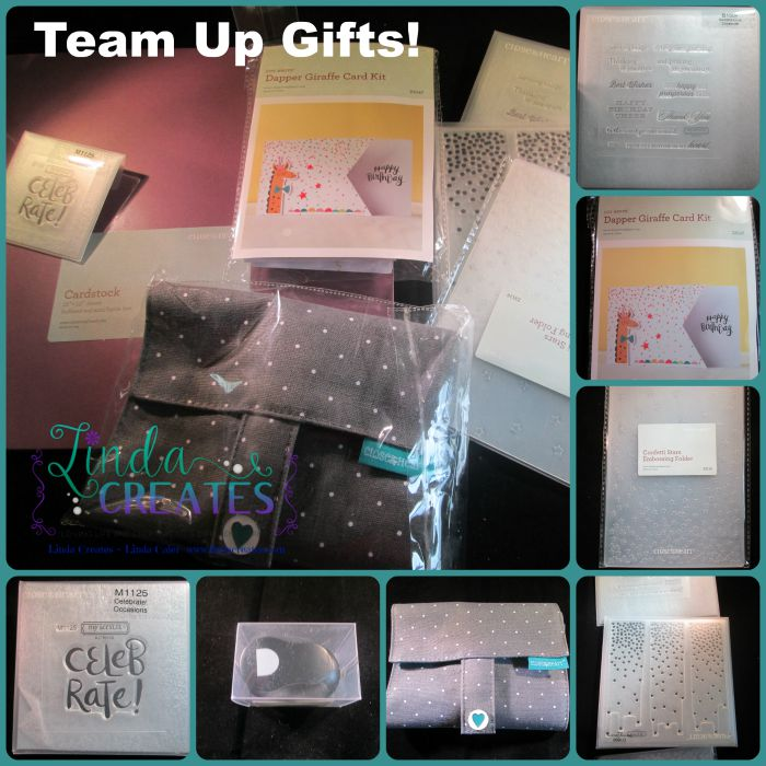 Team Up Gifts Collage wm