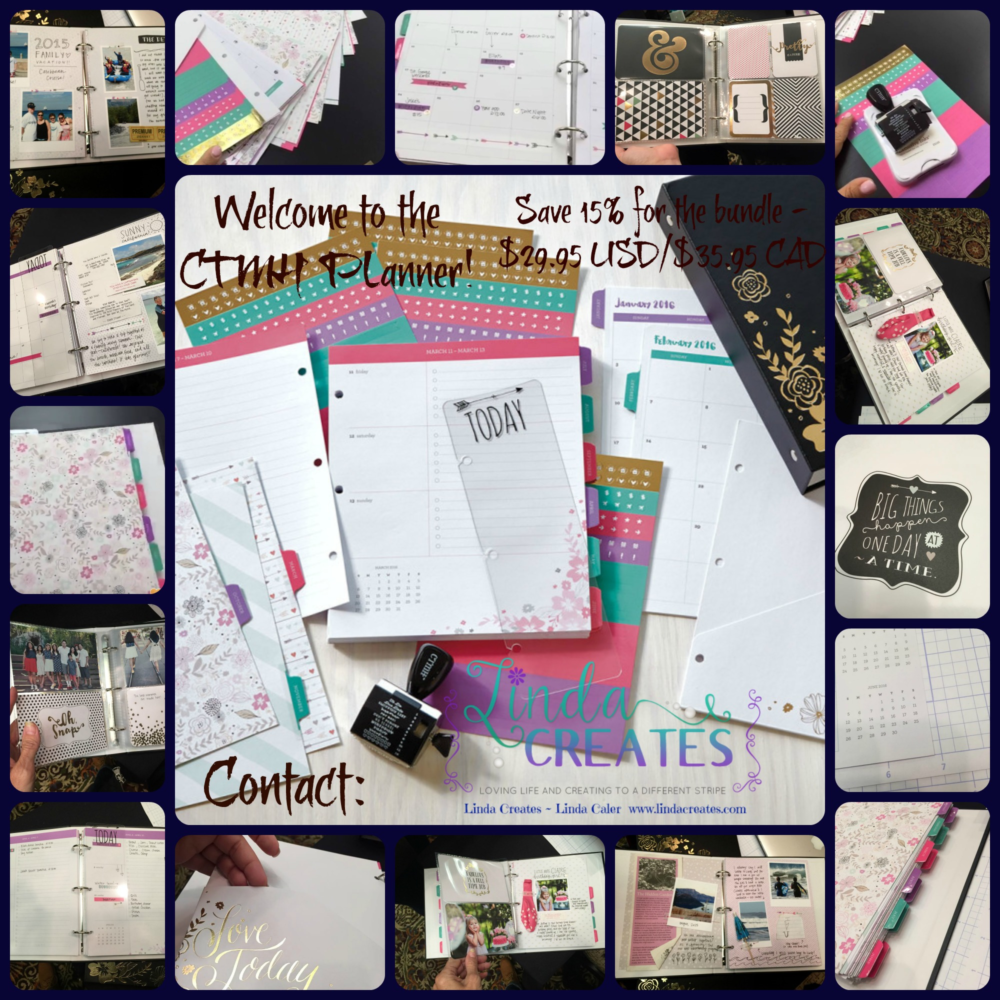 Linda CTMH Planner wm Collage