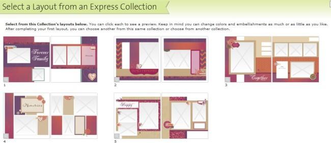 Sangria Express collection