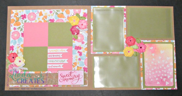 Happy Times Kraft Layout wm