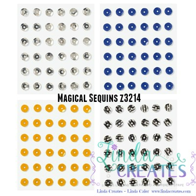 z3214 Magical Sequins wm