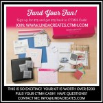 Consultant Kit Free with CTMH Cash!!