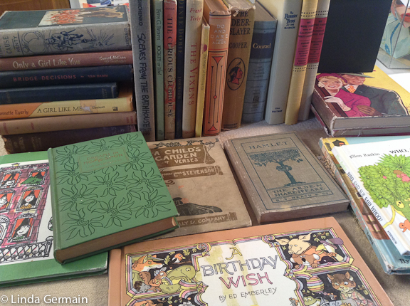 old books make great art materials