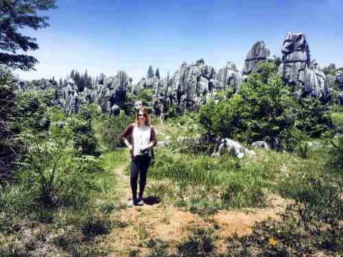Kunming Stone Forest | Linda Goes East