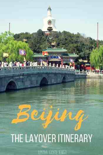 The Beijing Layover Itinerary