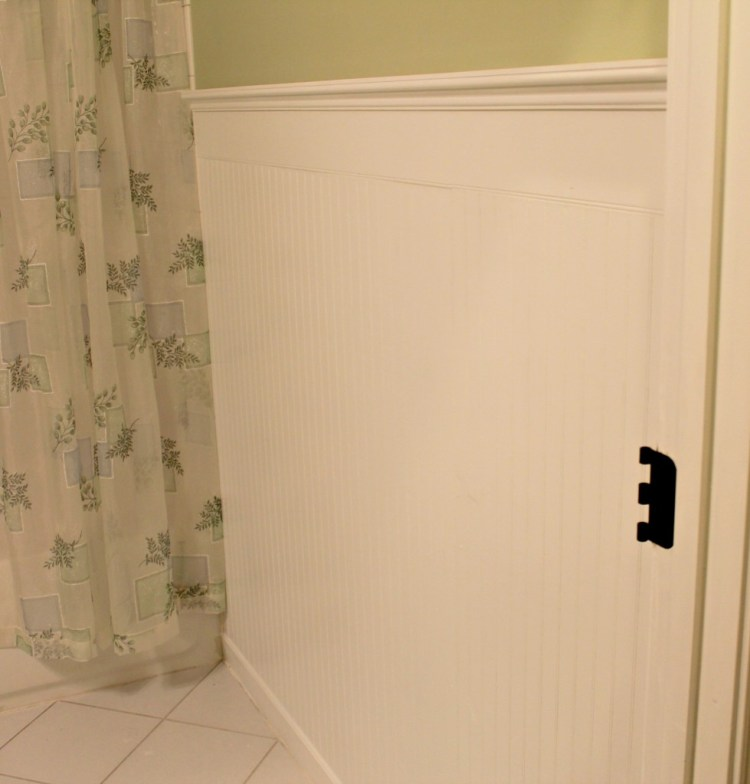 Www Bed Bath Com: THE GUEST BATHROOM COMPLETE REVEAL ~ Completely!