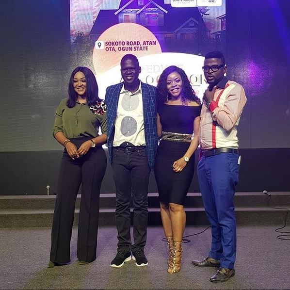 GText Group, a multimillion digital marketing company has signed actress, Mercy Aigbe and Fashion entrepreneur, Laura Ikeji as its brand ambassadors