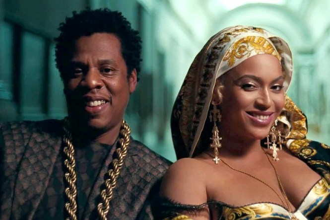 Jay-Z & Beyonce fire multiple shots at Kanye West, Drake and Kim Kardashian was called a 'Thot' in their new joint album 'Everything Is Love'
