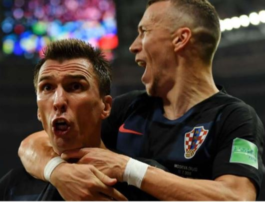 Breaking: Croatia stuns England in extra-time to reachWorld Cup finalfor the first time in their history