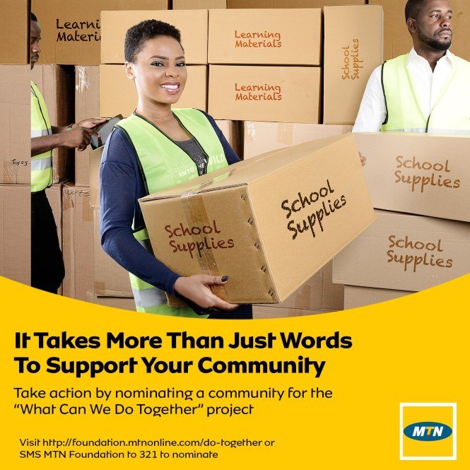 Excitement as MTNF launches third phase of What Can We Do Together Initiative