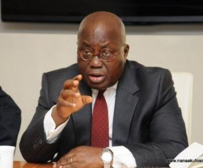 Ghanaian president,Akufo-Addo reshuffles cabinet