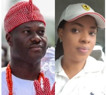 One year after his marriage withh Olori Wuraola crashed, Ooni Of Ife is set to pick Tope Adesegun as new bride