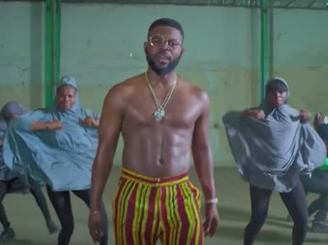 Falz threatens to sue NBC for banning his song 'This Is Nigeria'