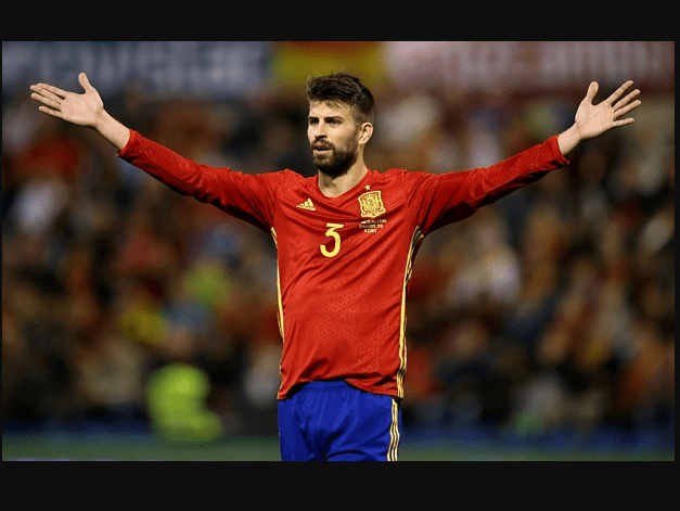 Spain and Barcelona legend Gerard Pique confirms Spain retirement