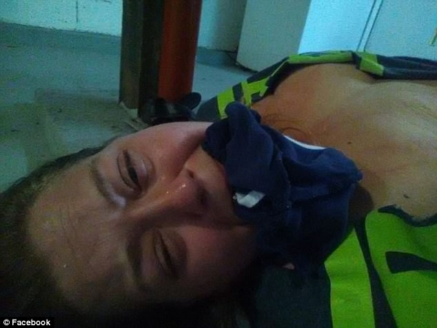 Woman fakes her own kidnap in disturbing Facebook posts to avoid paying employees (Photos)