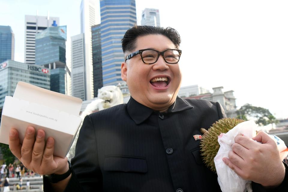 Kim Jong-Un impersonator says hes bedded more than 100 women and gets up to 10k per appearance