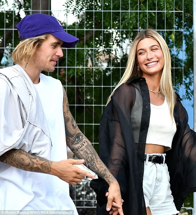 Justin Beiber and Hailey Baldwin are officially married