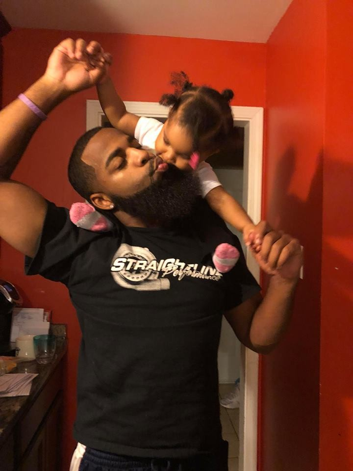 See what this man simply did after finding out he's not the biological father of his daughter