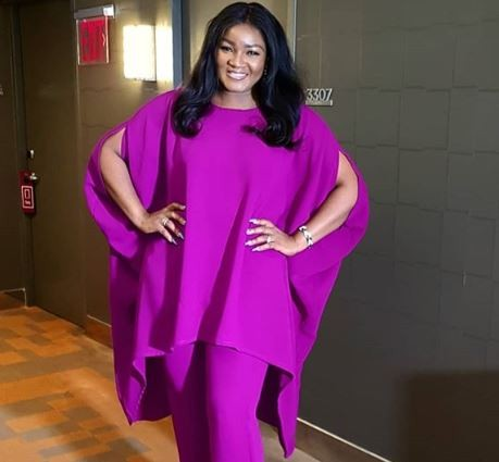 United Nations honors Omotola as one of the most Influential people from Africa