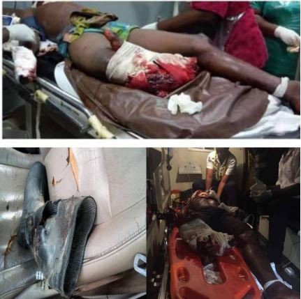 Graphic Photos:Visionscape suspends operations in Lagos State following threats to empioyees lives
