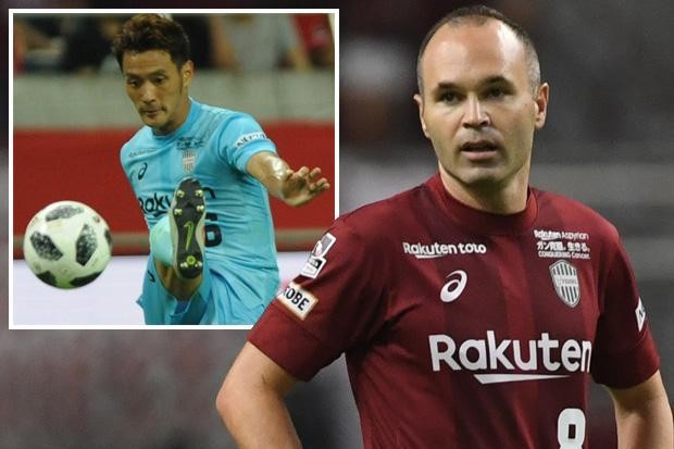 Andre Iniesta's team-mate banned for leaking team news to his friend that Spanish legend wasn't playing